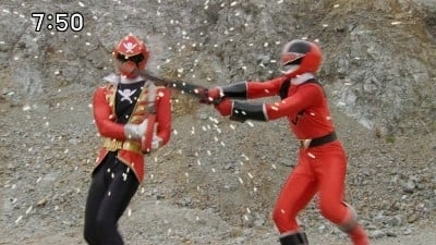 Super Sentai Season 35 :Episode 15  The Privateer Appears
