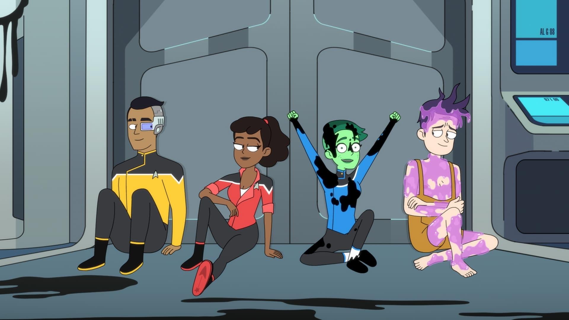 Star Trek: Lower Decks Season 1 :Episode 1  Second Contact