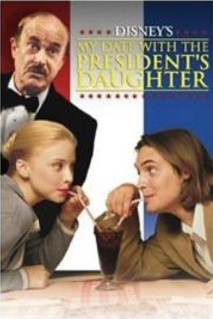 My Date with the President's Daughter