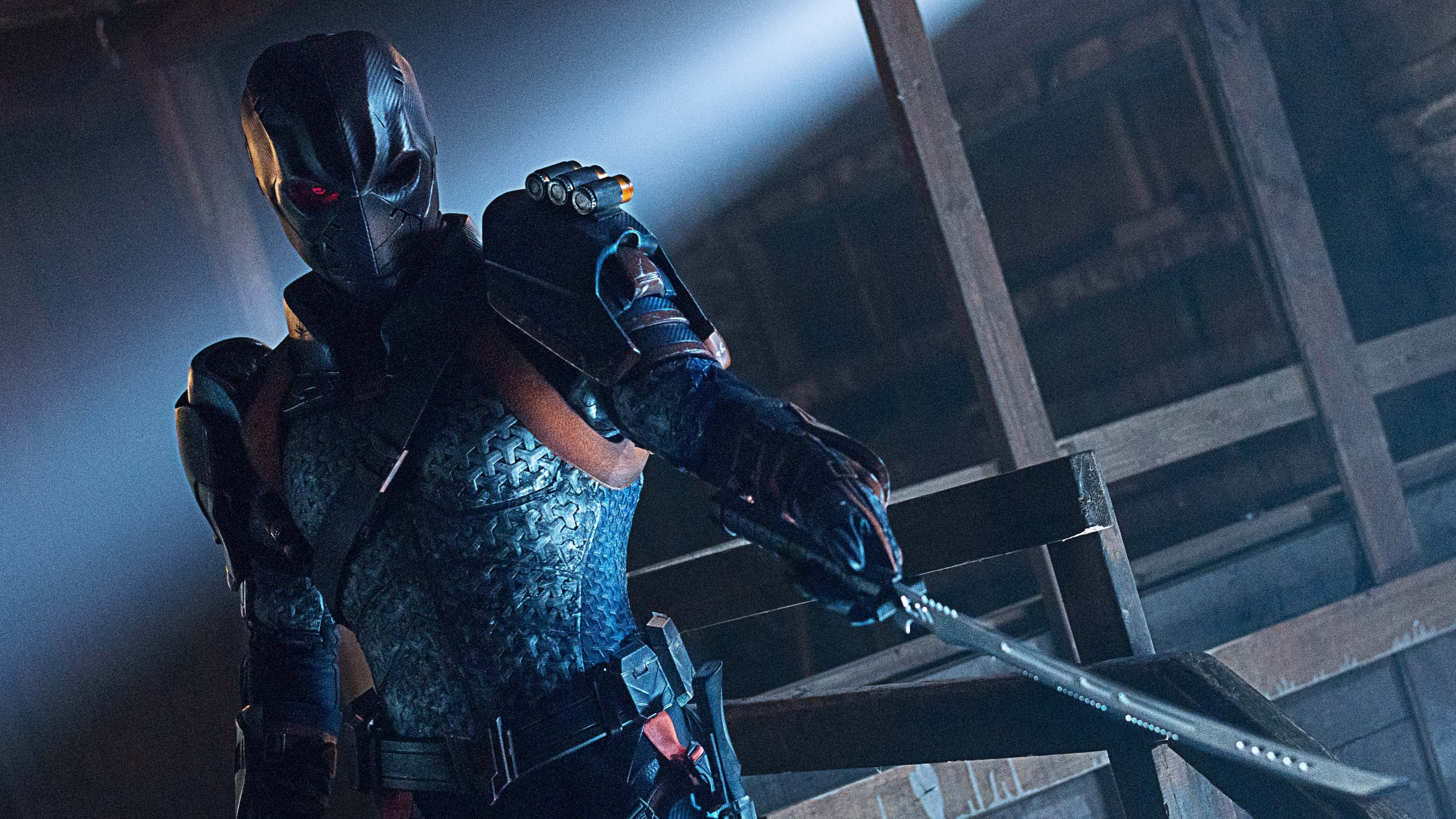 Titans Season 2 :Episode 5  Deathstroke