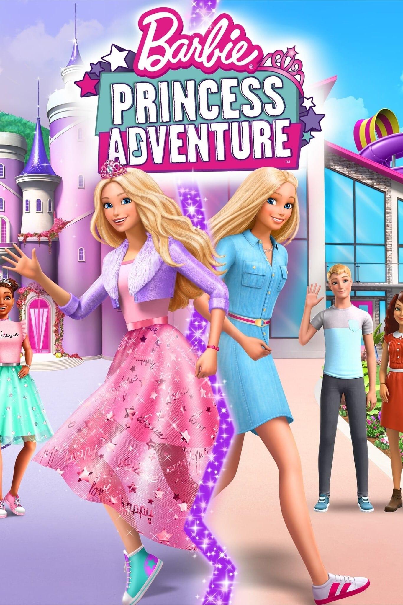 Barbie Aventura da Princesa Dublado