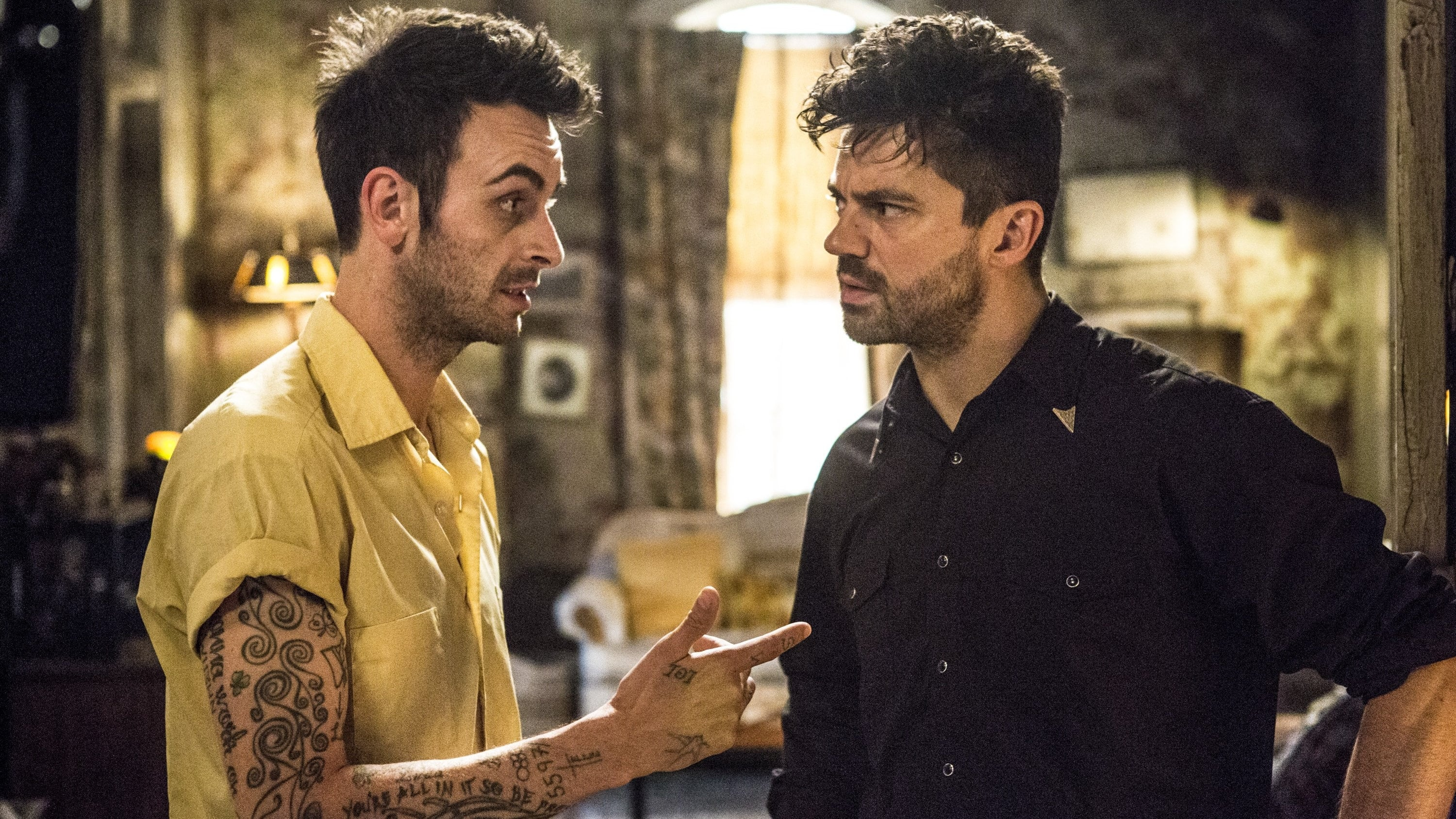 Preacher Season 2 :Episode 4  Viktor