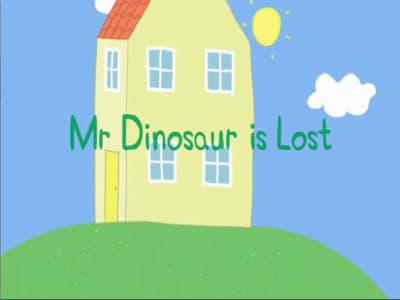 Peppa Pig Season 1 :Episode 2  Mr. Dinosaur is Lost