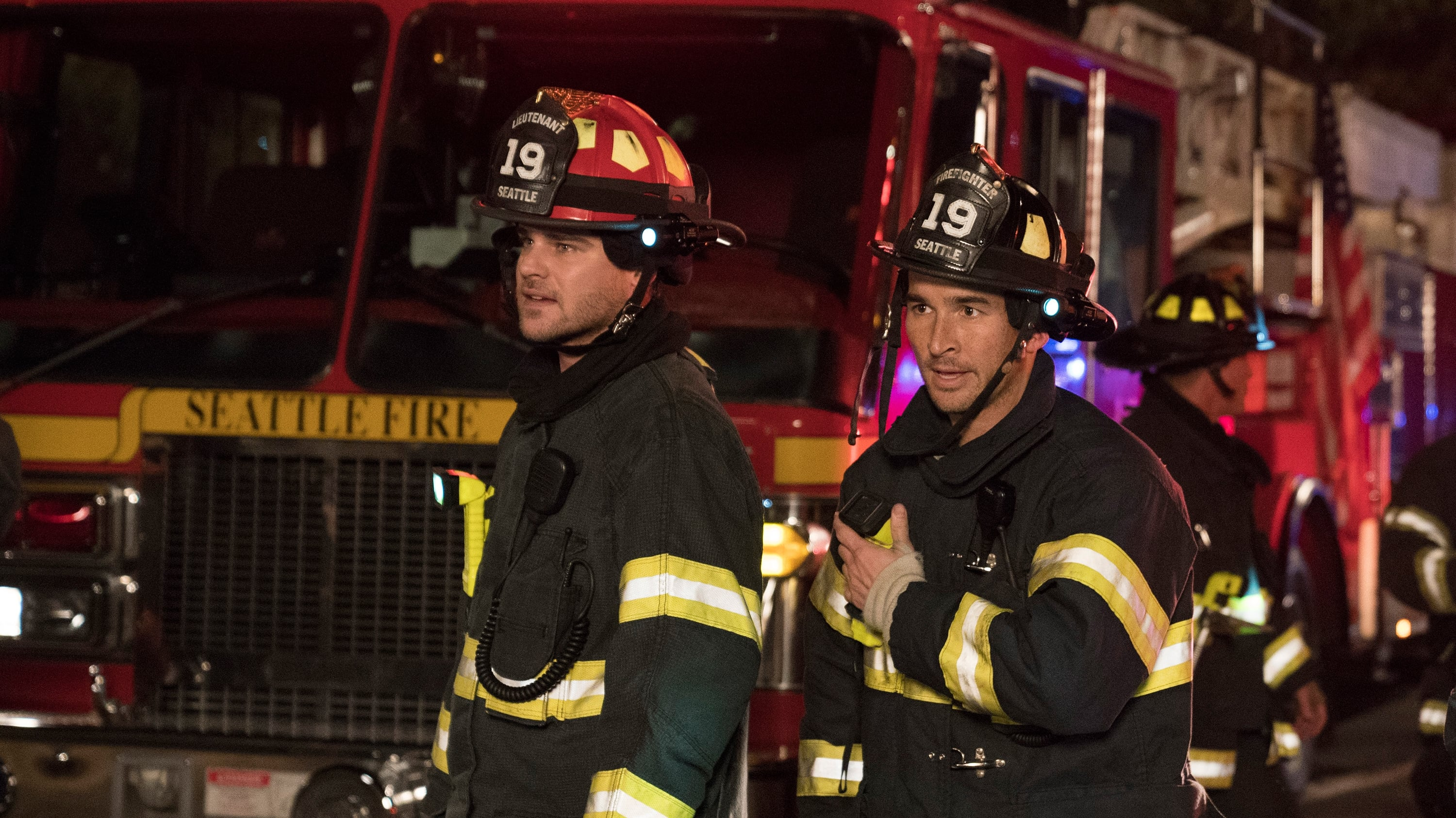 Seattle Firefighter Serie