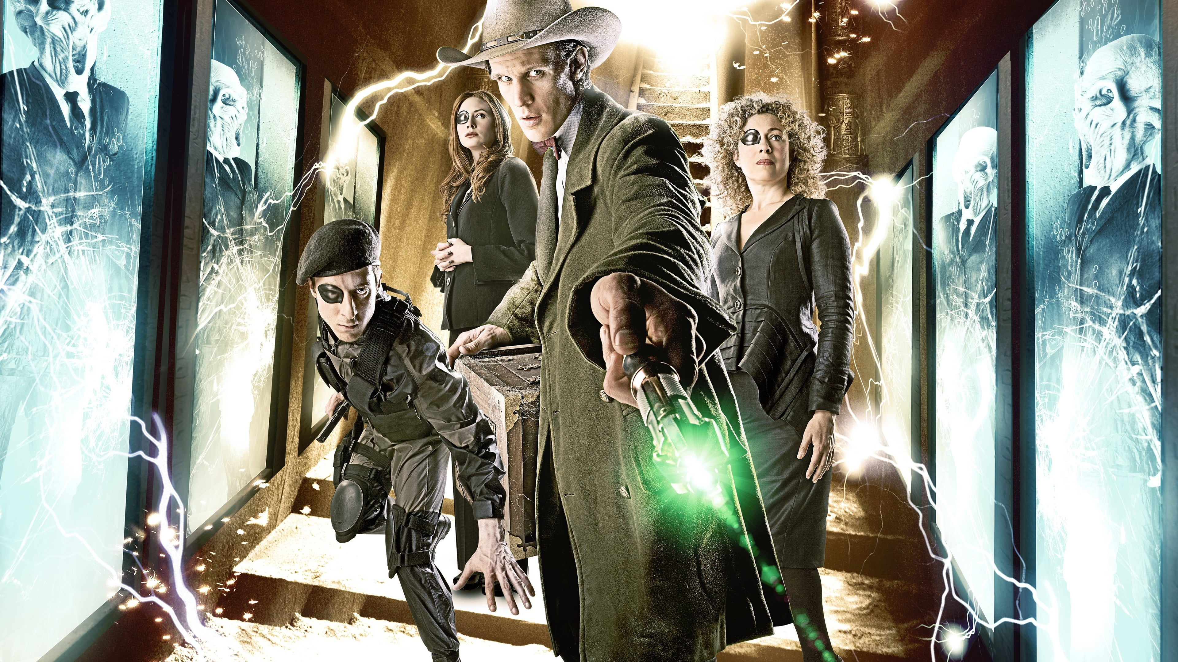 Doctor Who Season 6 :Episode 13  The Wedding of River Song