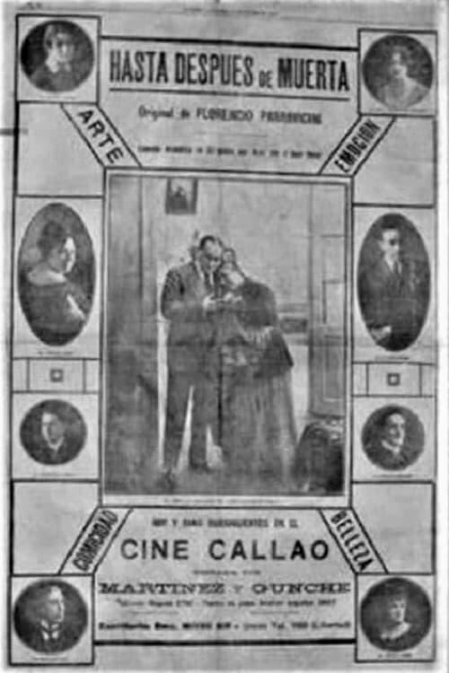 'Til After Her Death (1916)
