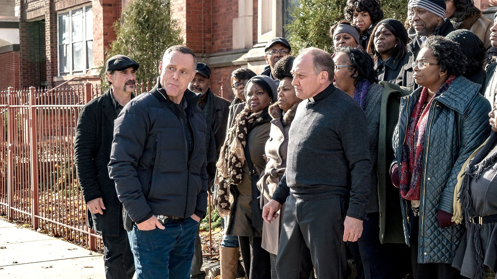 Chicago P.D. Season 4 :Episode 12  Sanctuary