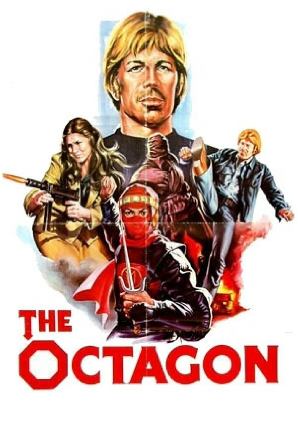 the octagon 1980 posters � the movie database tmdb