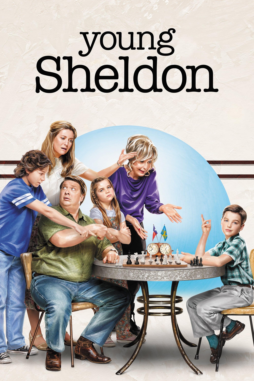 مسلسل Young Sheldon