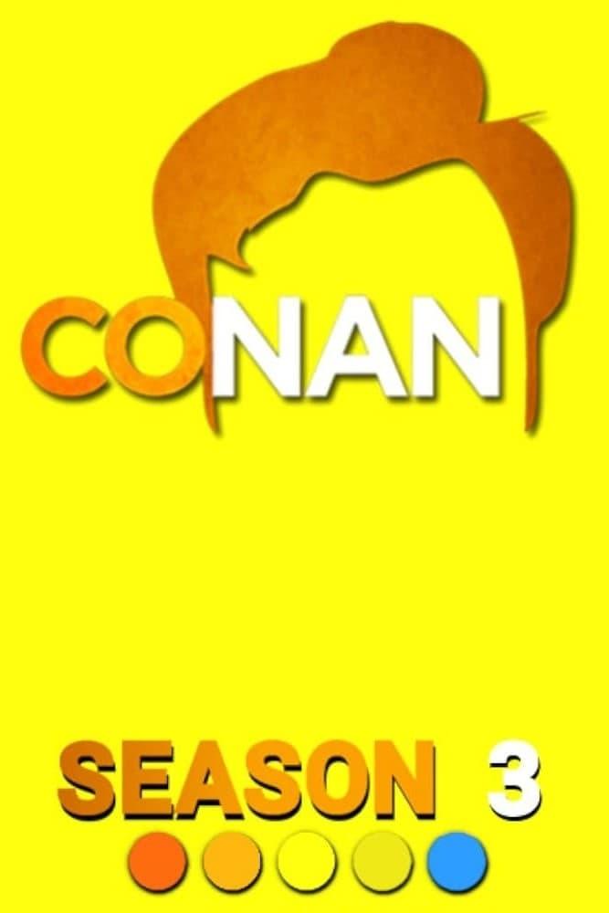 Conan Season 3