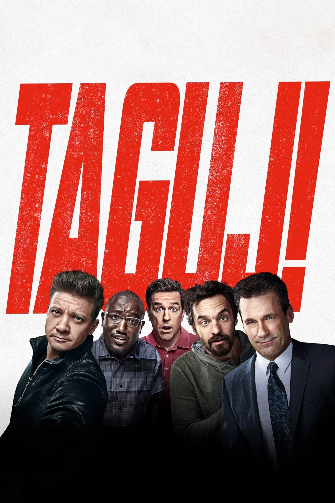 Poster and image movie Film TAG: Da-o mai departe - TAG: Dă-o mai departe - Tag 2018