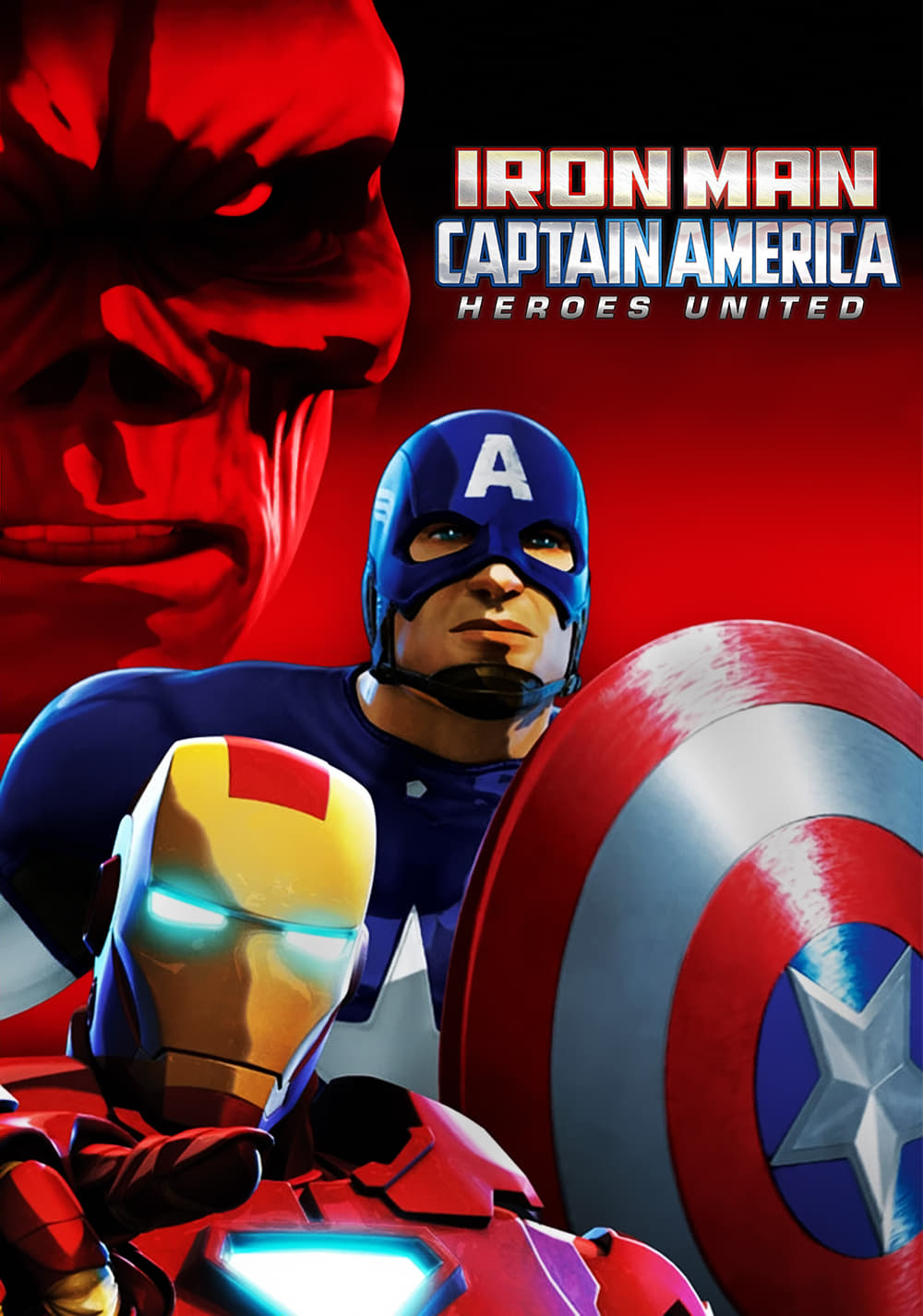 Iron Man & Captain America: Heroes United