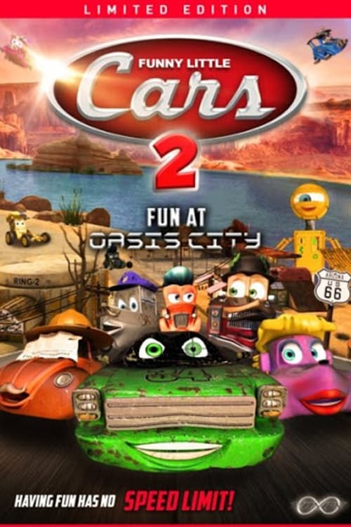 Funny Little Cars 2: Fun at Oasis City (2020)