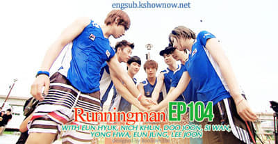 Running Man Season 1 :Episode 104  Running Olympics