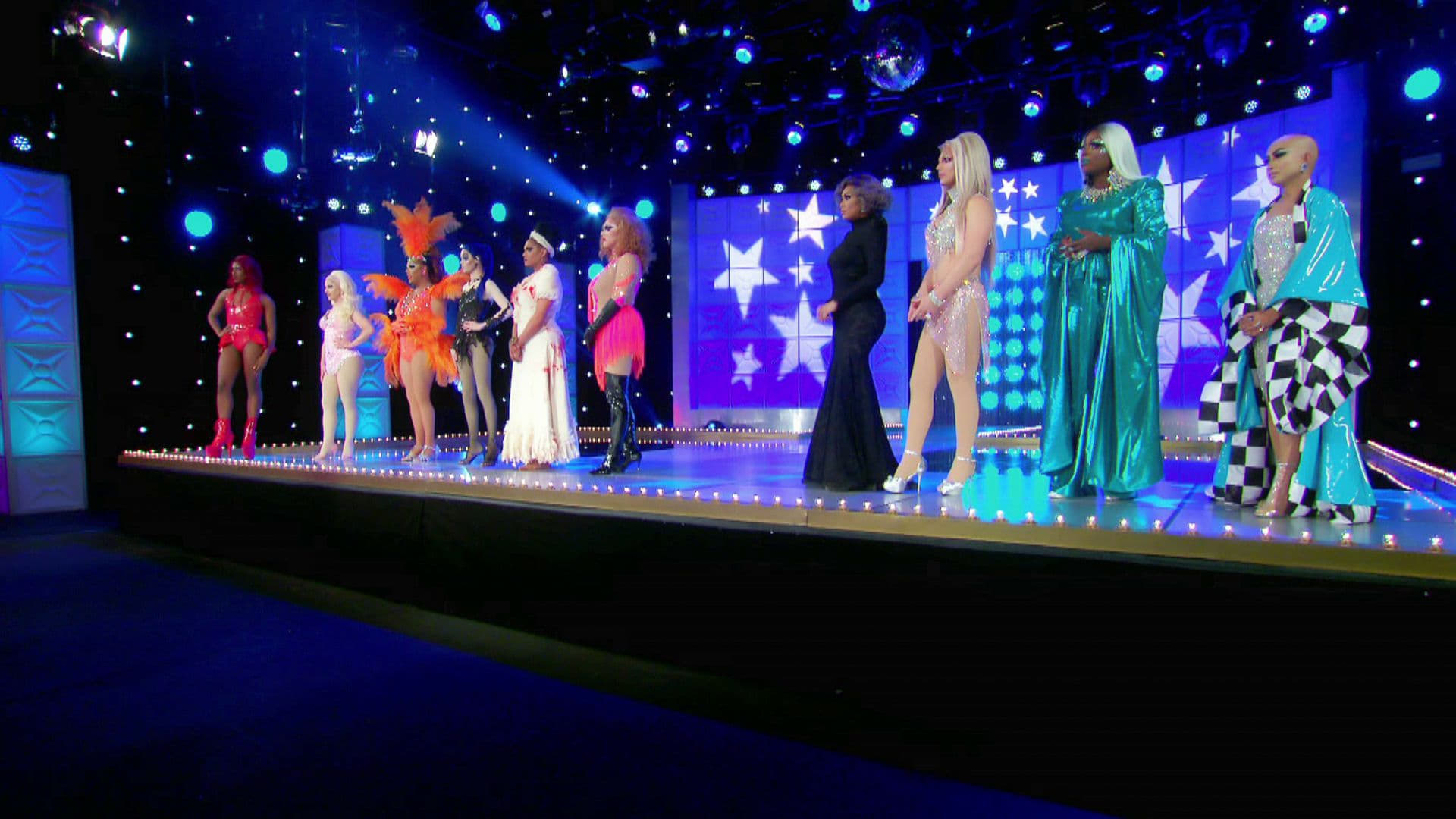 RuPaul's Drag Race All Stars Season 5 :Episode 1  All Star Variety Extravaganza
