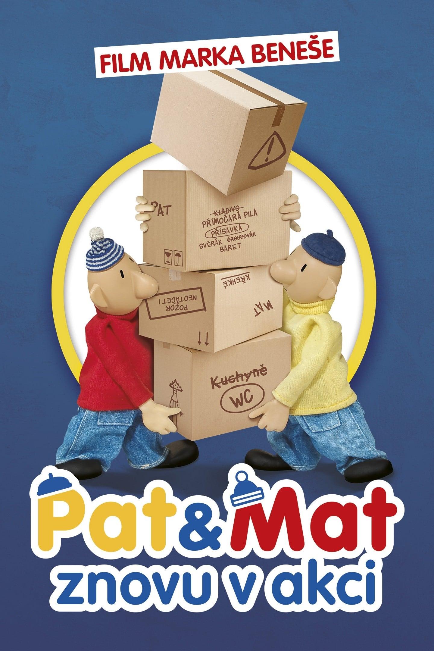 Pat & Mat znovu v akci (2018)