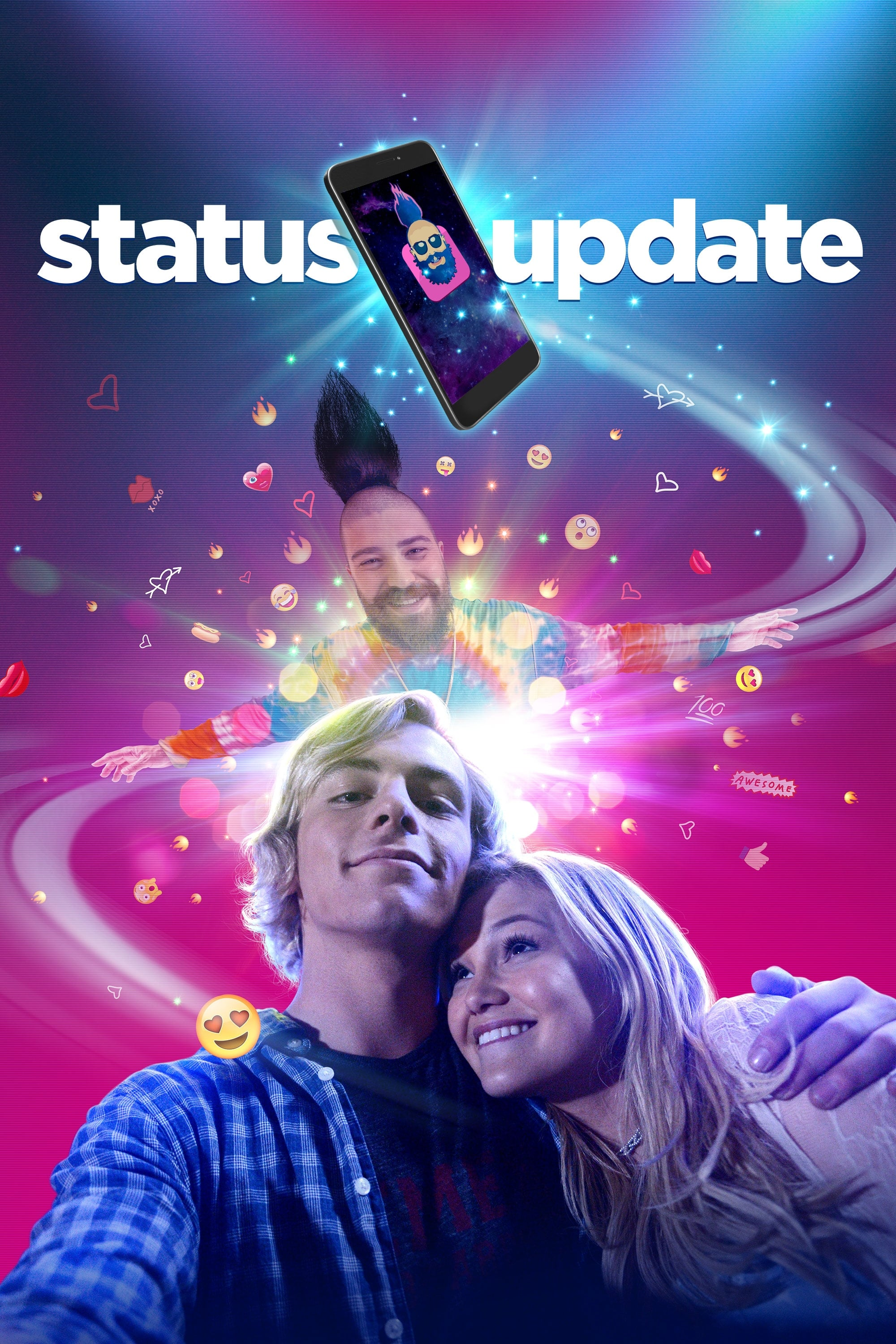 Status Update streaming