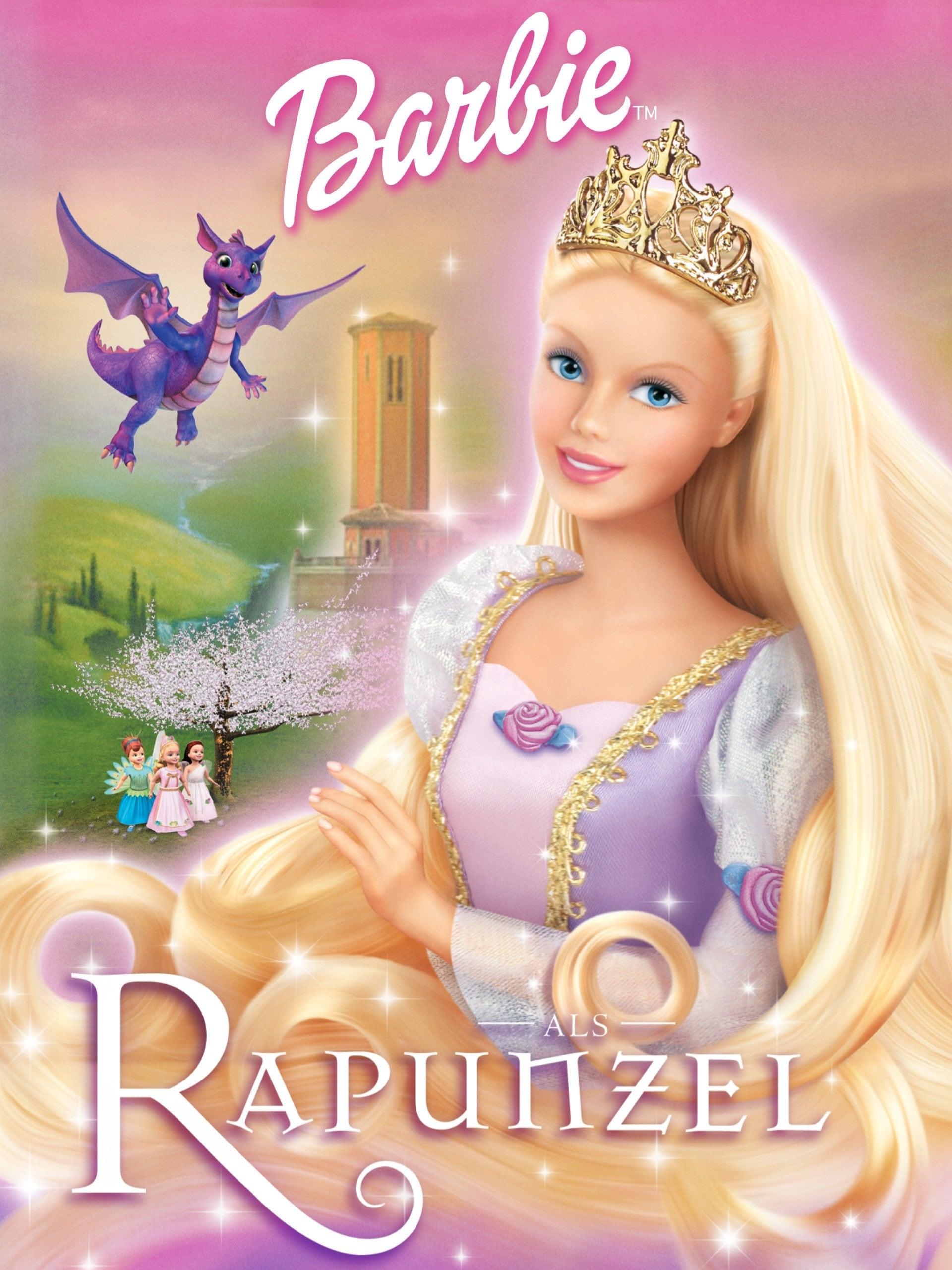 Barbie Rapunzel Stream