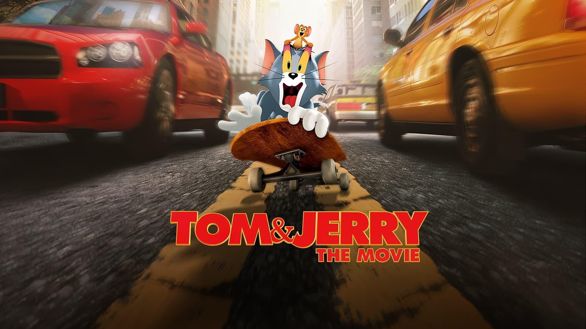 톰과 제리 (2021)