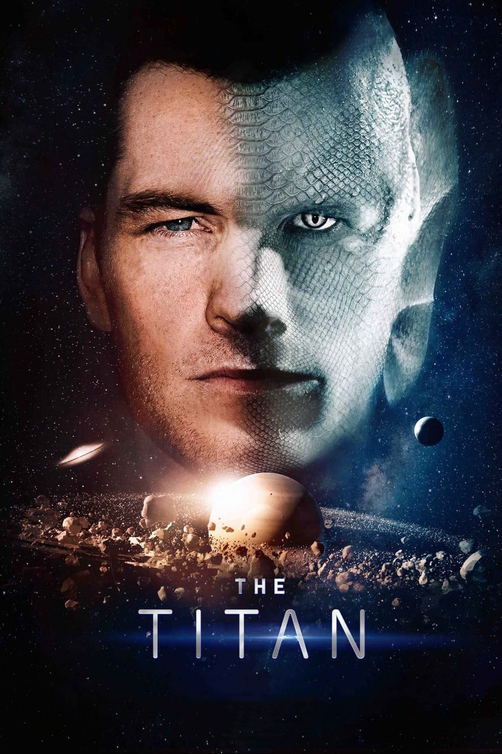 The Titan 2018 Torrent Download WEB-DL 720p Dublado