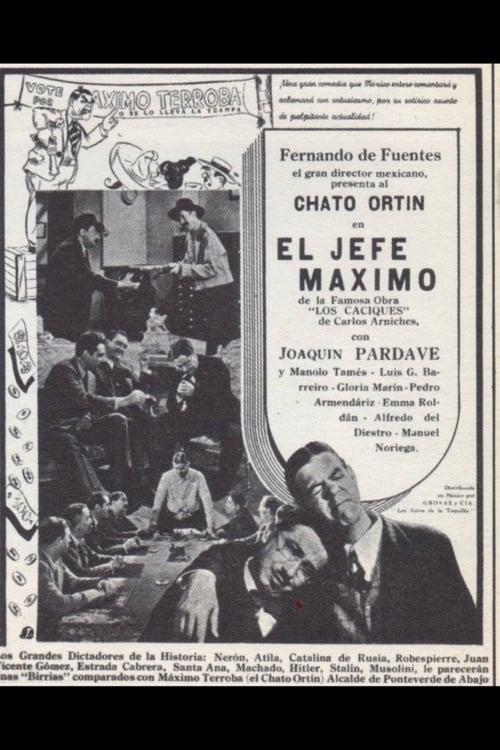 El jefe máximo (1940)