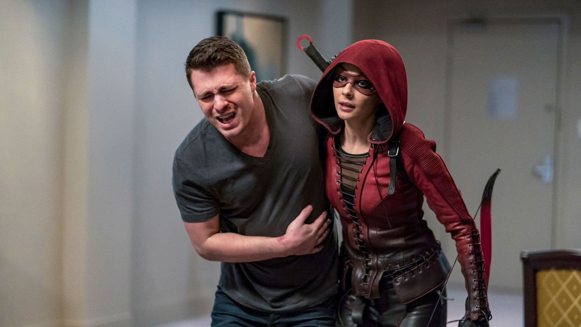 Arrow Season 6 :Episode 15  Doppelganger