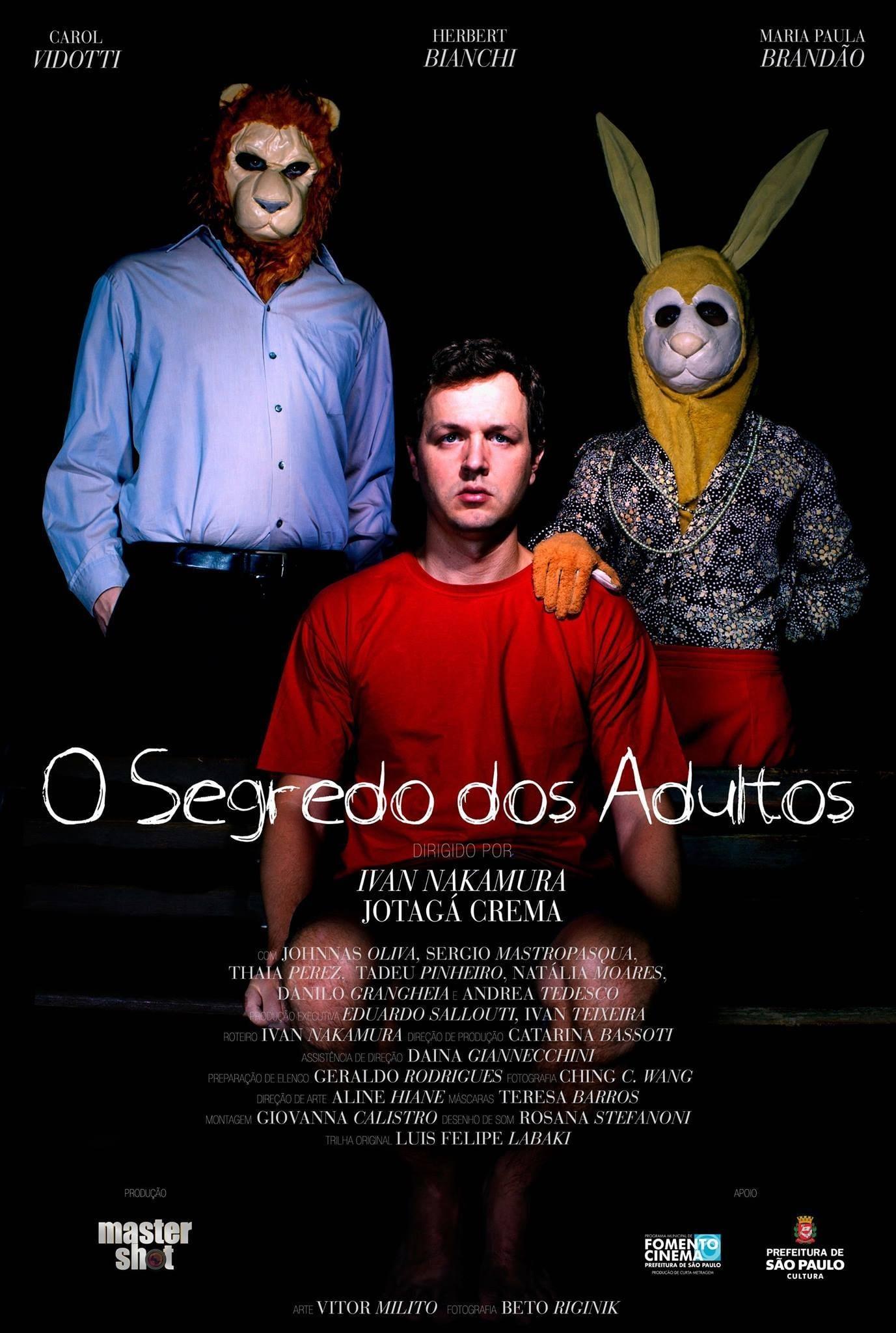 Ver O segredo dos adultos Online HD Español ()