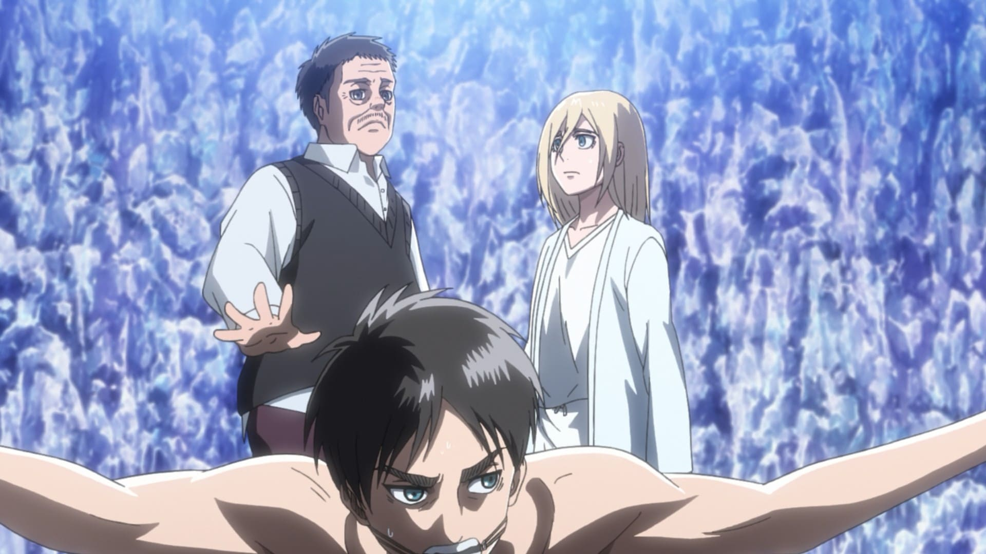 Attack on Titan Season 3 :Episode 6  Sin