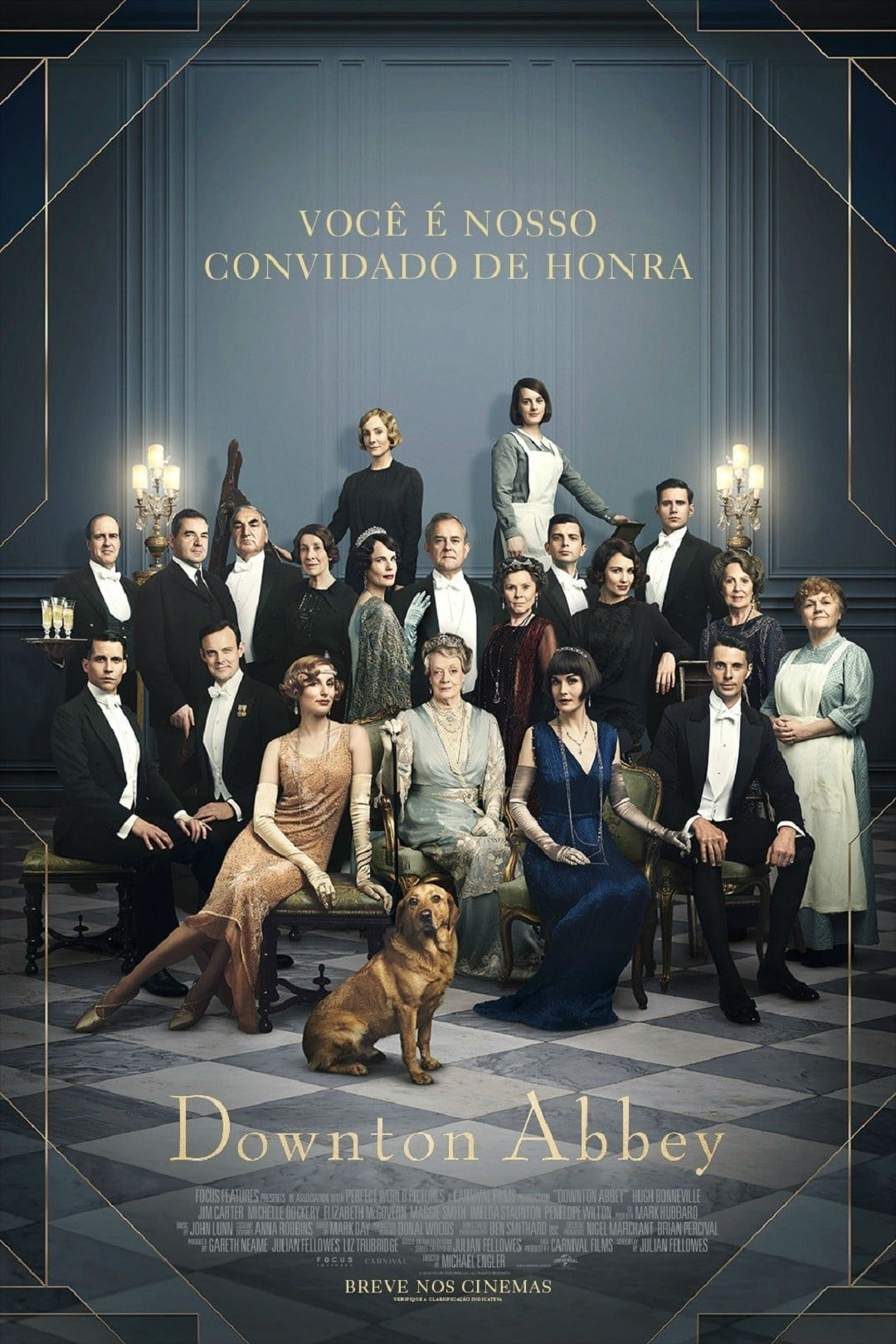 assistir filme downton abbey - o filme