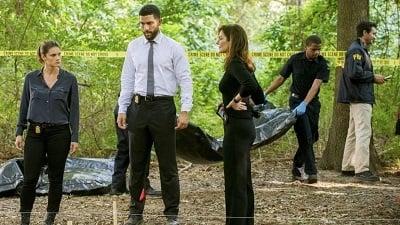 FBI Season 1 :Episode 3  Brandzeichen