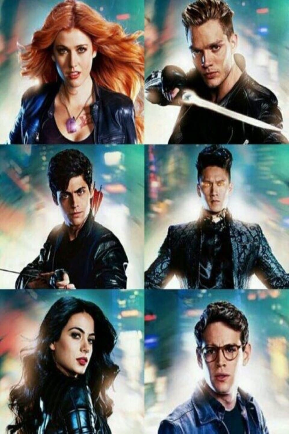 Shadowhunters Stream German