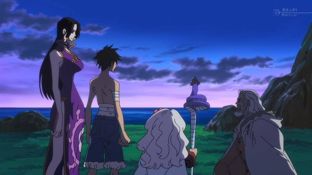 One Piece Season 0 :Episode 28  3D2Y: Overcome Ace's Death! Luffy's Vow to his Friends