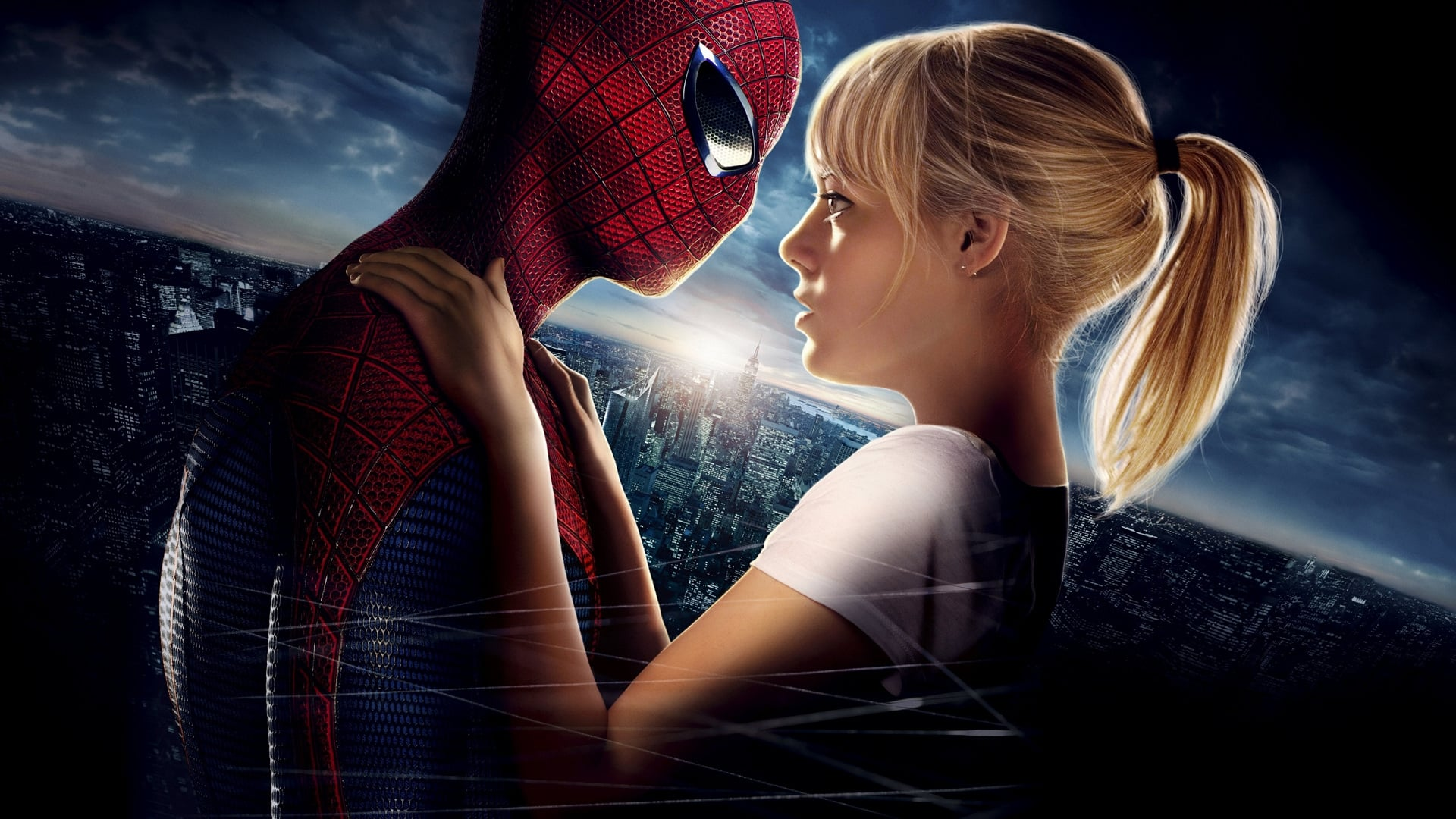Filmszene aus The Amazing Spider-Man