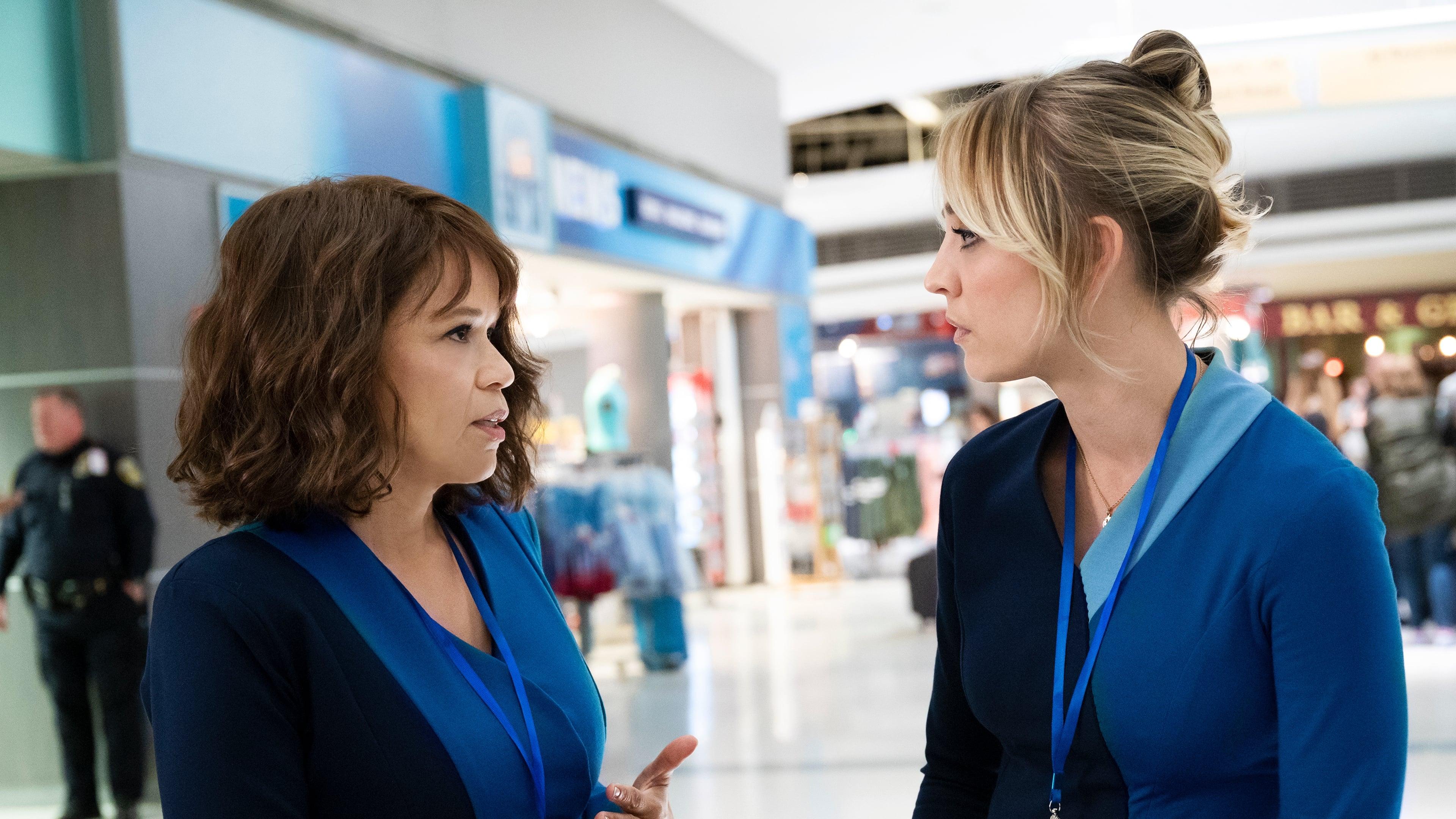 The Flight Attendant Season 1 :Episode 1  In Case of Emergency