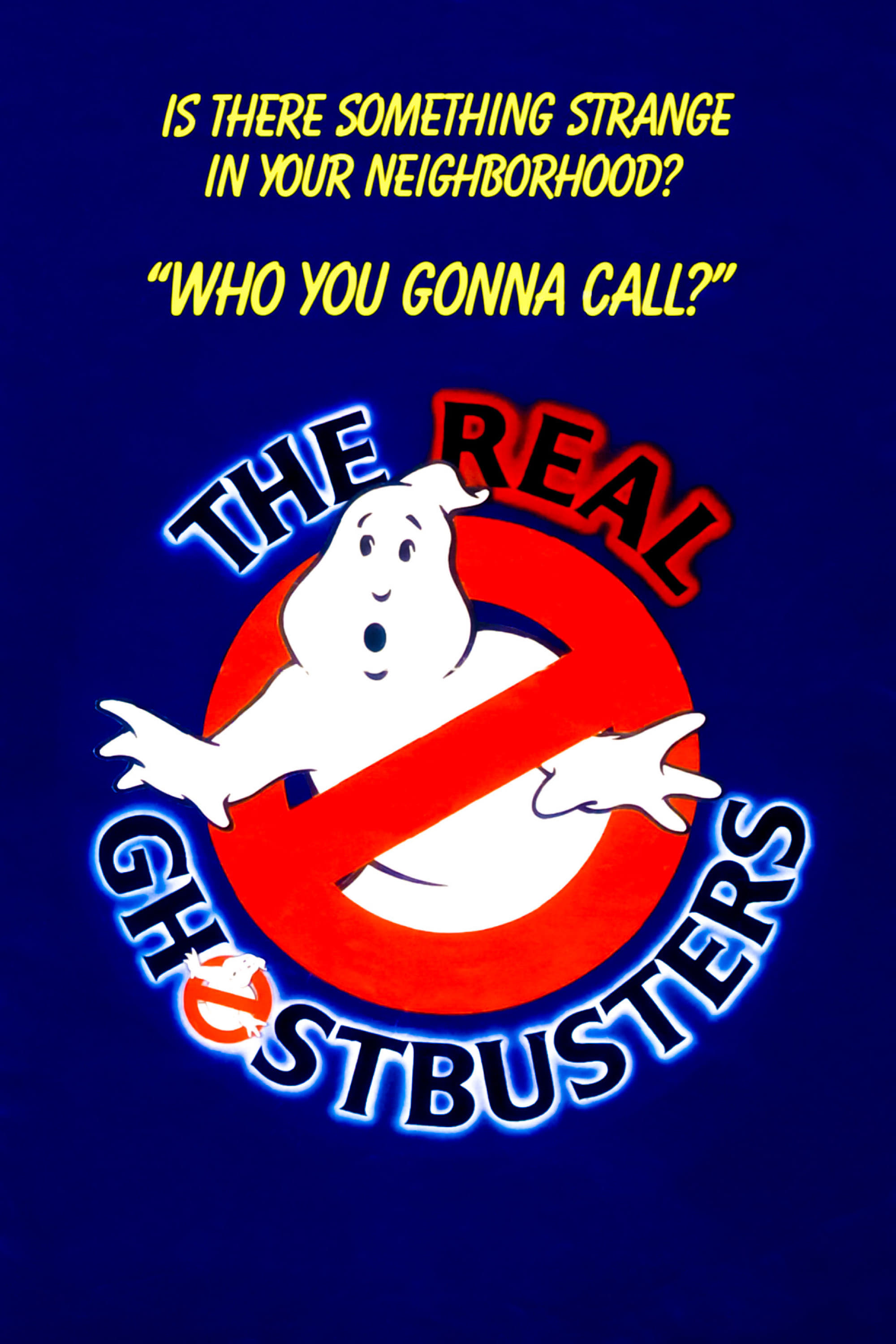 The Real Ghostbusters on FREECABLE TV