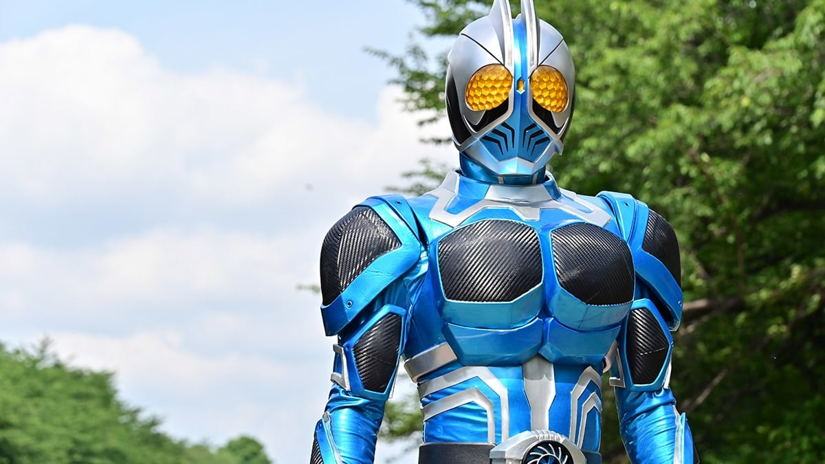Kamen Rider Season 29 :Episode 44  2019: The Call of Aqua