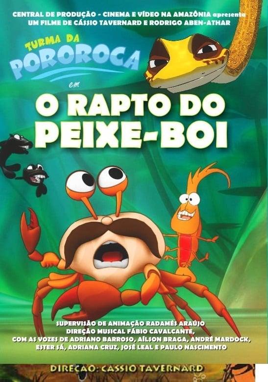 Ver O rapto do Peixe-Boi Online HD Español ()