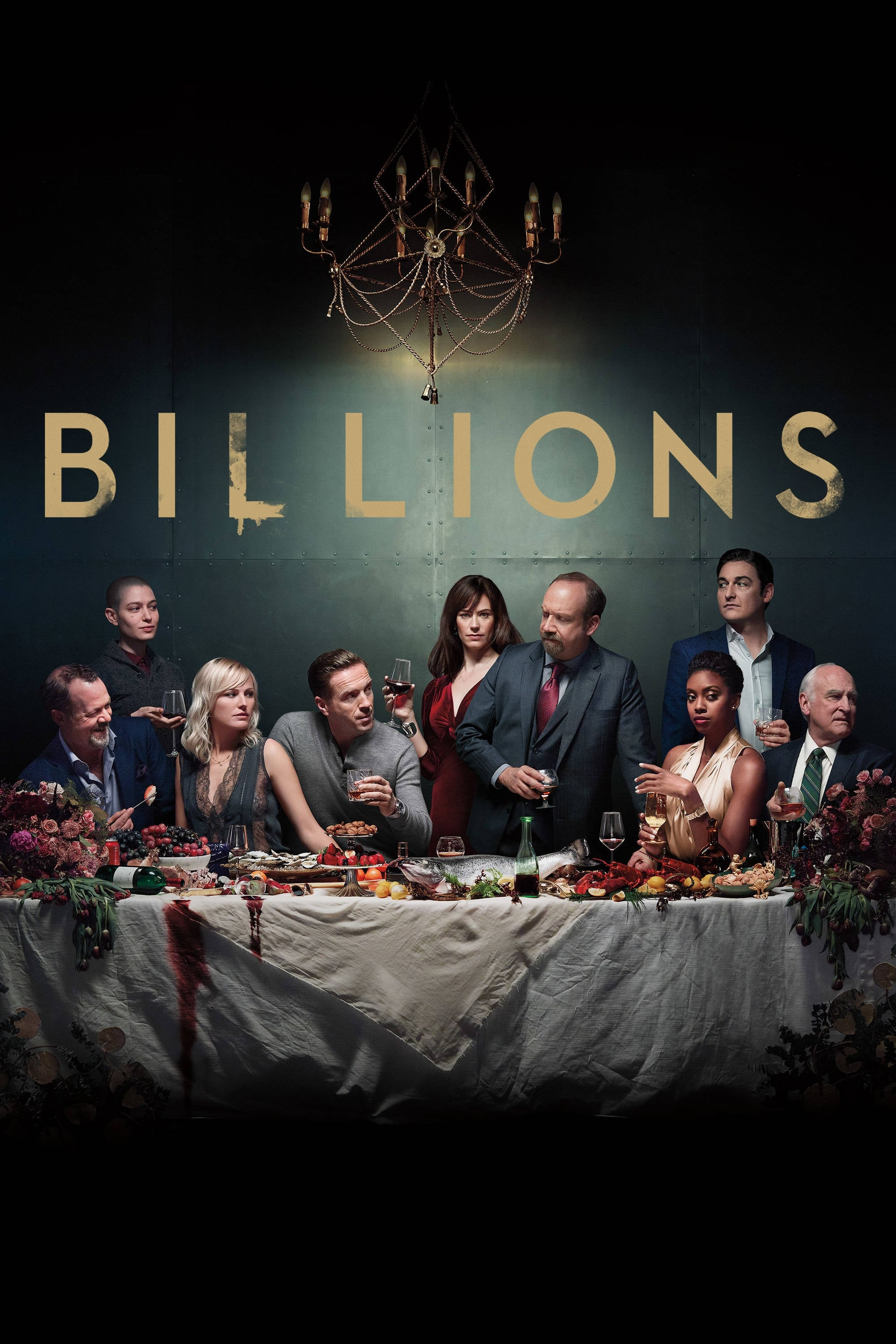 Billions – Todas as Temporadas Dublado / Legendado (2016)
