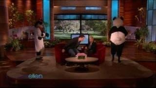 The Ellen DeGeneres Show Season 7 :Episode 37  Jimmy Kimmel