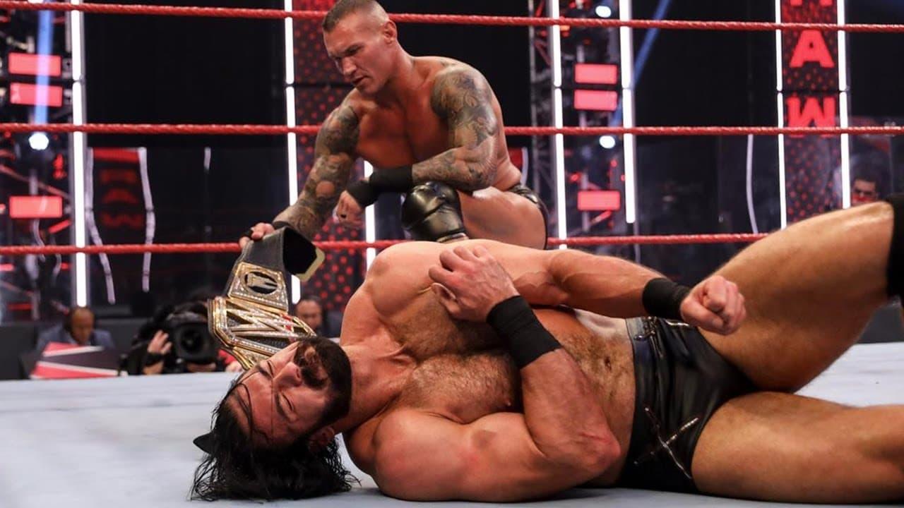 WWE Raw Season 28 :Episode 30  July 27, 2020