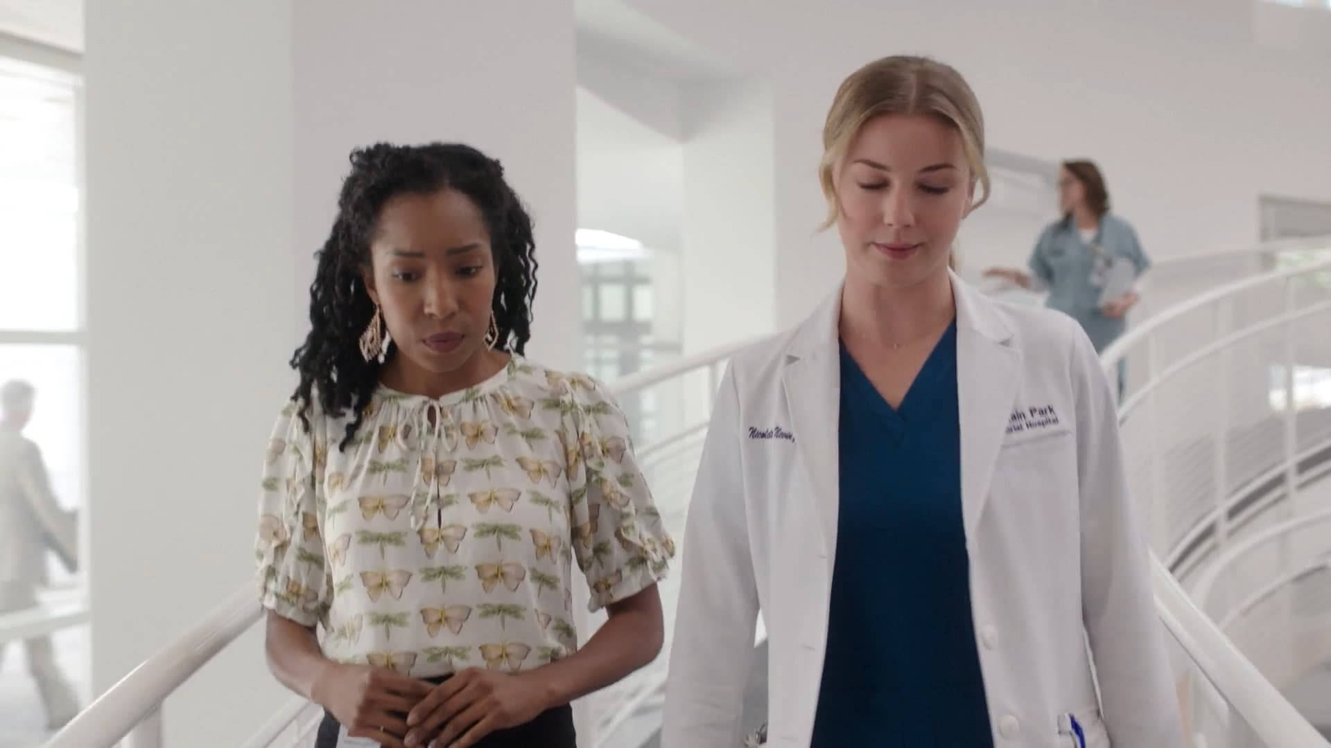The Resident Season 2 :Episode 23  The Unbefriended