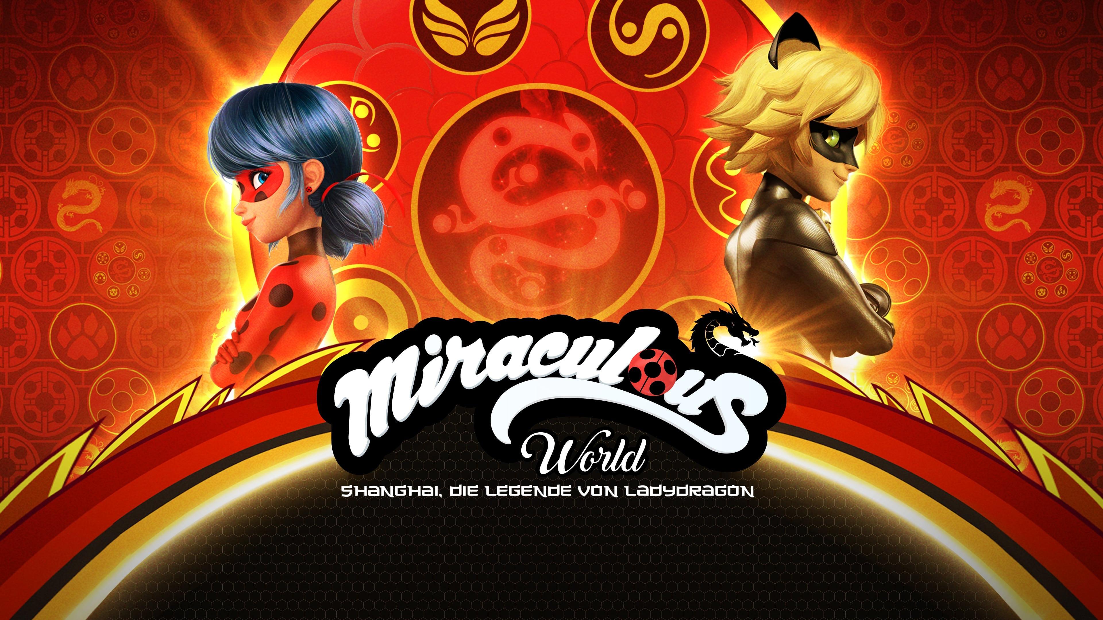 Miraculous World: Shanghai – The Legend of Ladydragon