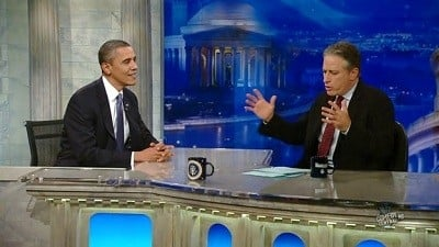 The Daily Show with Trevor Noah Season 15 :Episode 136 President Barack Obama