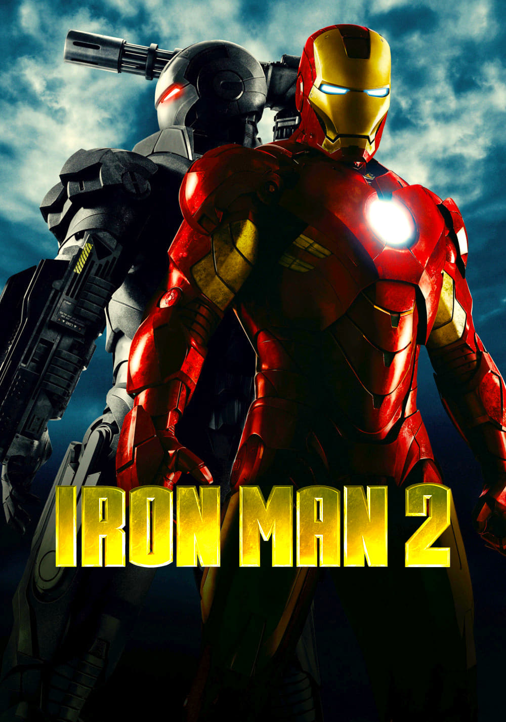 iron man english stream