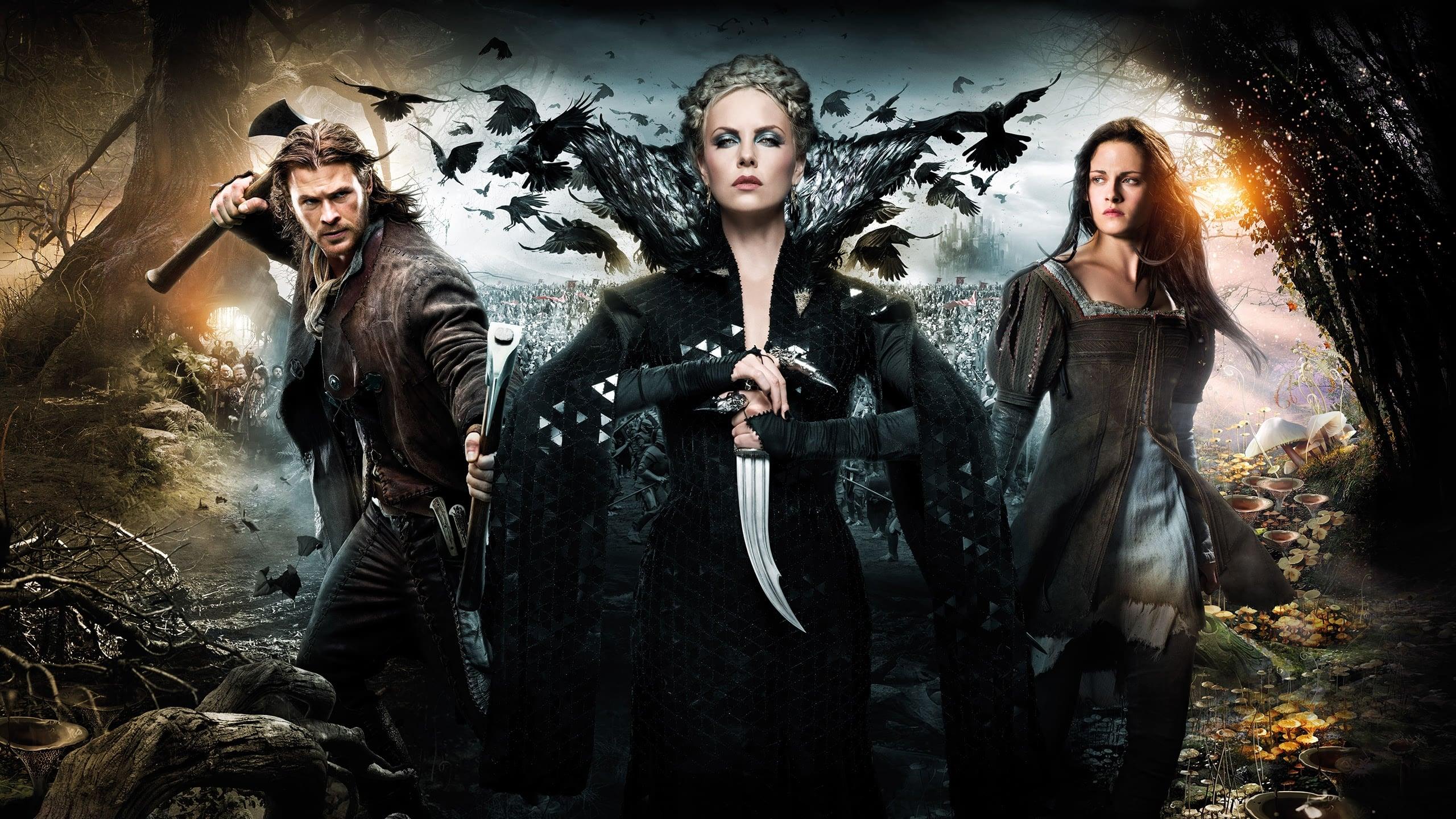 Blancanieves y el Cazador (2012) HD 1080P LATINO/INGLES