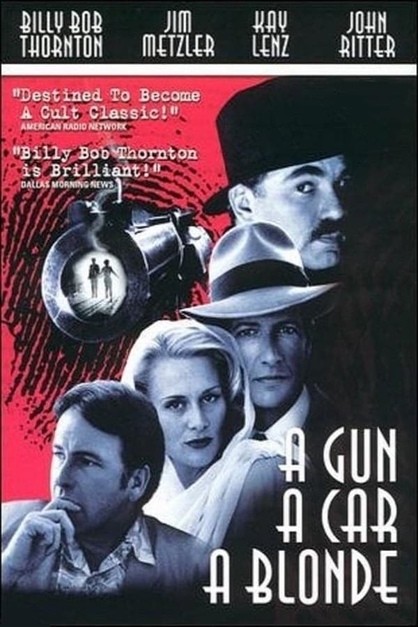 A Gun, a Car, a Blonde (1997)