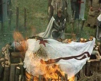 Robin of Sherwood Season 1 :Episode 4  Seven Poor Knights from Acre