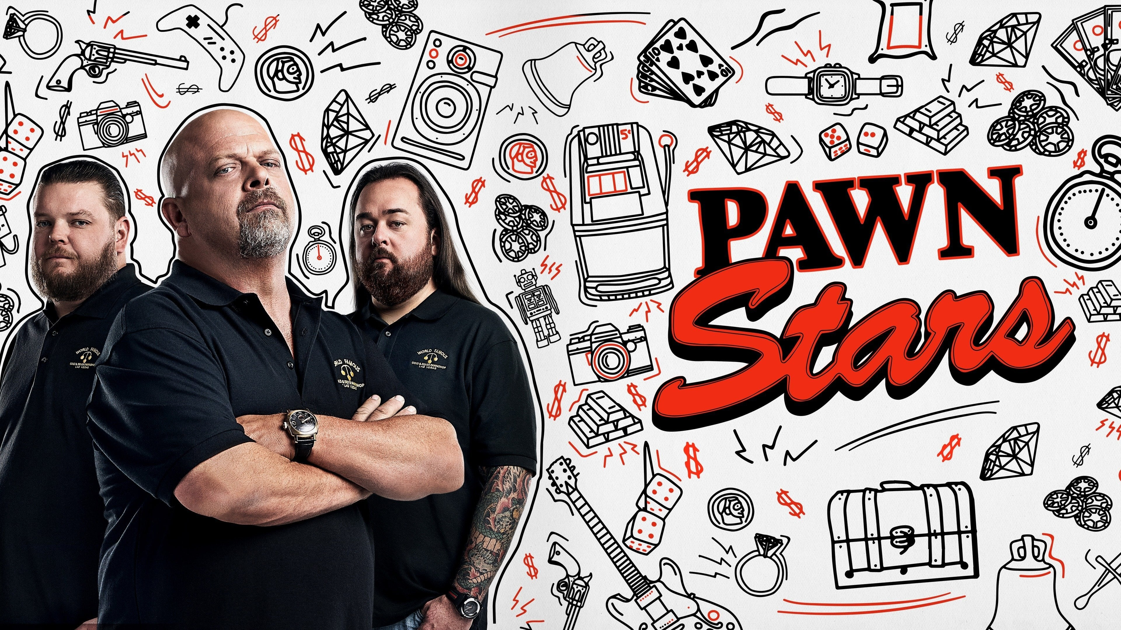 Pawn Stars - Season 5 Episode 17 : Over the Moon