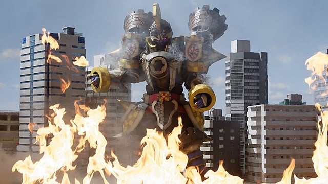 Super Sentai Season 43 :Episode 6  Counterattack!! Tankjou