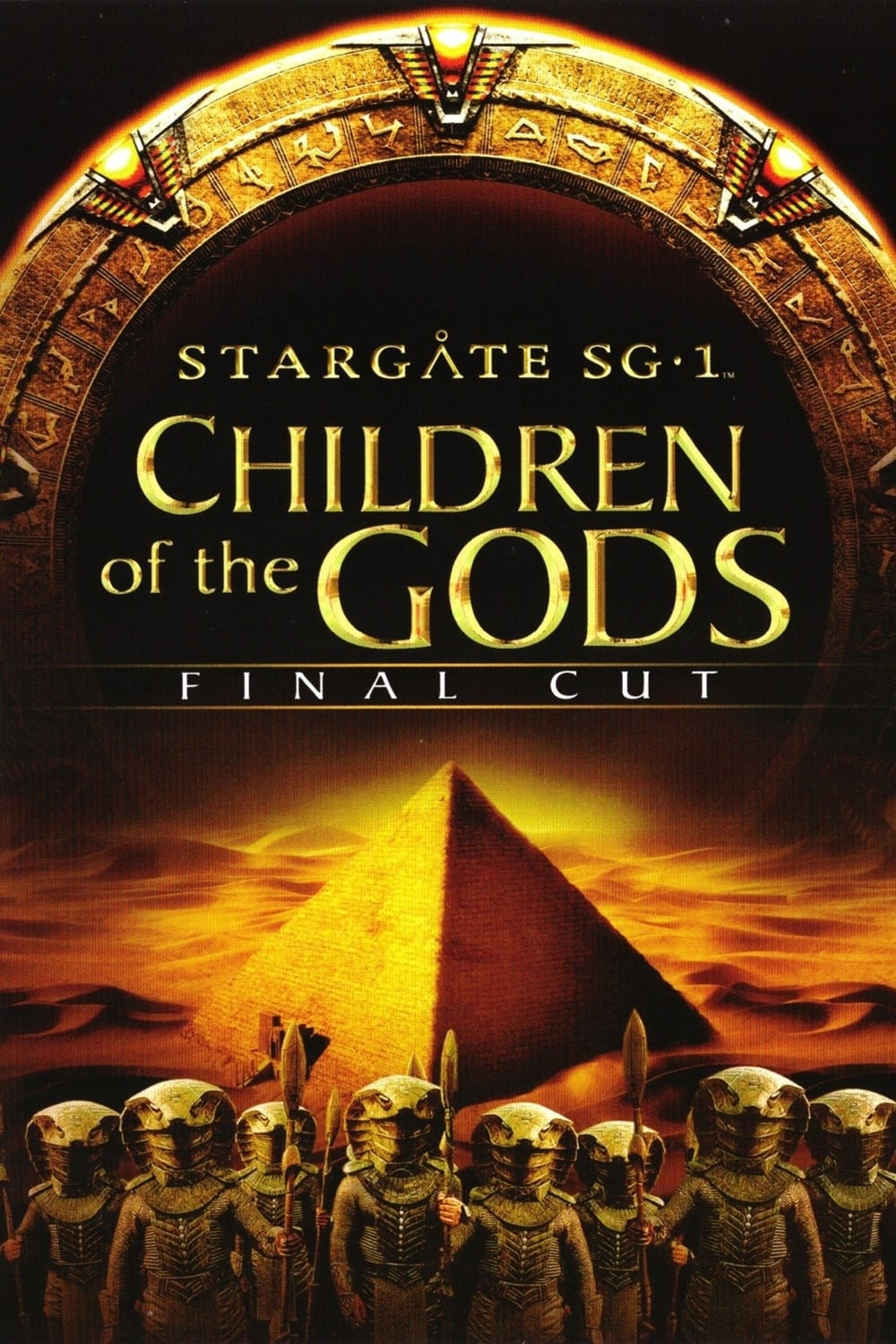 Stargate SG-1: Children of the Gods (2009)
